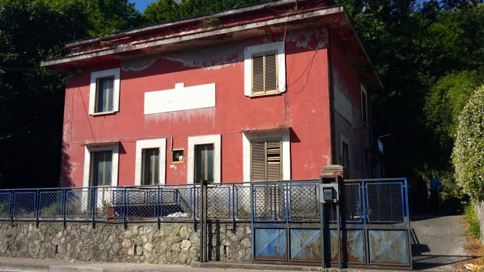 Baronissi, 200mila euro dalla Regione per l'ex casa Cantoniera