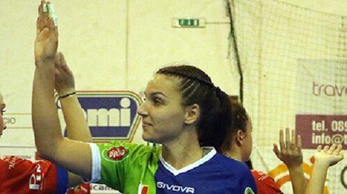 """La Jomi Salerno conferma Laura Casale: """"Giocare in questa società è un onore"""""""