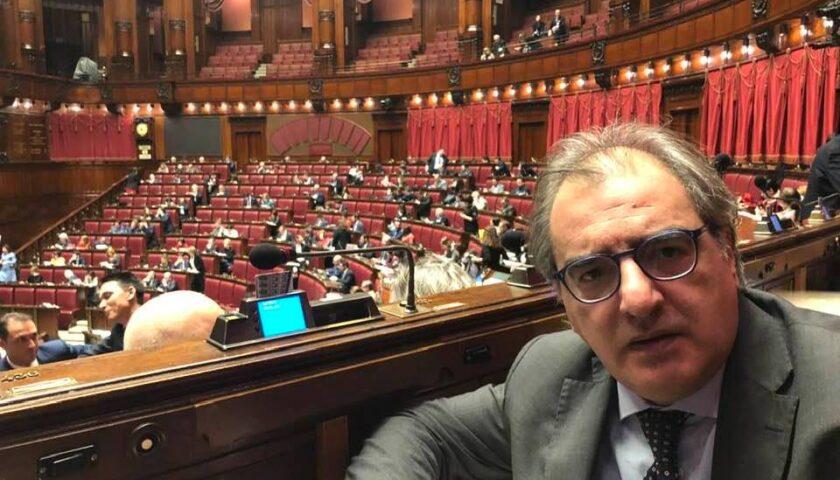 """L'on. Gigi Casciello (Forza Italia): """"Grandi Opere, Salerno e la Campania offese  dalle contraddizioni di una maggioranza senza futuro. Il Governo vada a casa"""""""