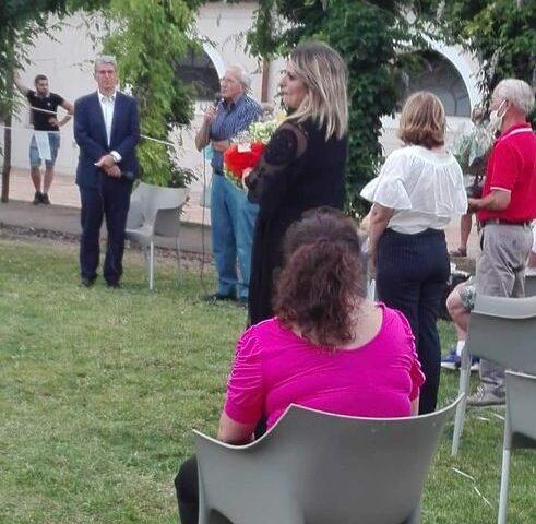 """Cava de'Tirreni, conclusa ieri nei Giardini di San Giovanni l'iniziativa """" CONNESSIONI CREATIV   E """""""