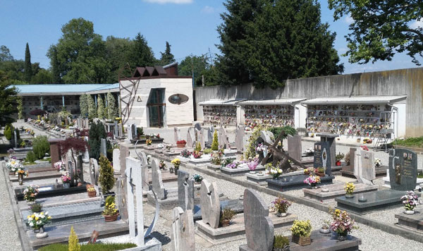 Tentato furto nel cimitero di Olevano, la vigilanza mette in fuga i ladri