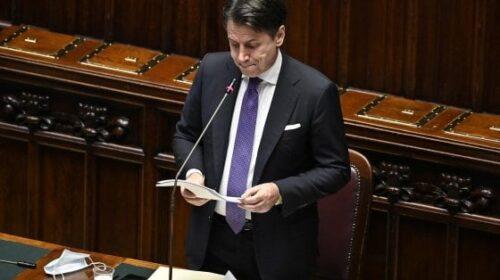 """Coronavirus, il premier Conte: """"Stato di emergenza in Italia fino al 15 ottobre"""""""