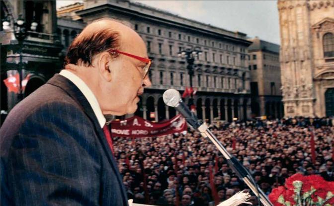 Accadde oggi, il 16 luglio 1976 l'elezione a segretario del Psi di Bettino Craxi: rimase in sella fino a Tangentopoli