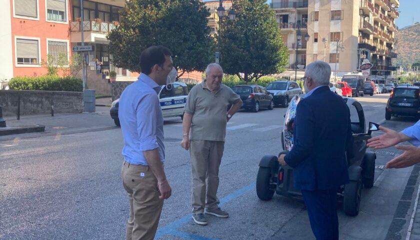 Cantiere Nuceria: partono i lavori di sistemazione delle strade cittadine