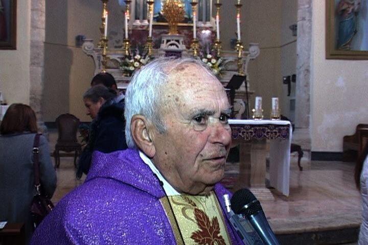 Buccino in lacrime, muore don Antonio Volpe: i funerali domani a Santa Maria delle Grazie
