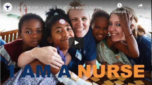 Arriva il VIDEO degli infermieri che combattono il Covid nel mondo