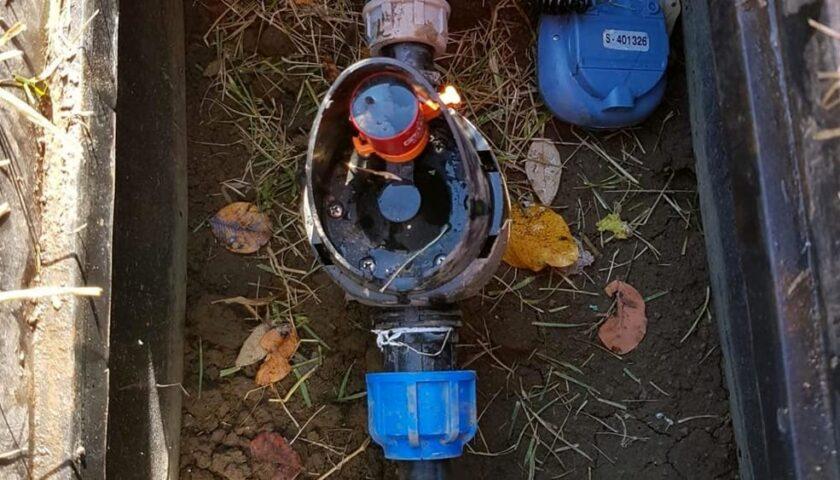 """Atti vandalici contro il sistema di irrigazione a Fisciano, il sindaco Sessa: """"Saremo severissimi"""""""