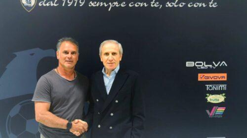 Giacomo Modica è il nuovo allenatore della Cavese