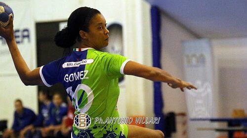 """La Jomi Salerno conferma Suleiky Gomez: """"Un grande orgoglio continuare a vestire questa maglia"""""""