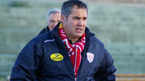 Il salernitano Raffaele Novelli è il nuovo allenatore dell'Acr Messina
