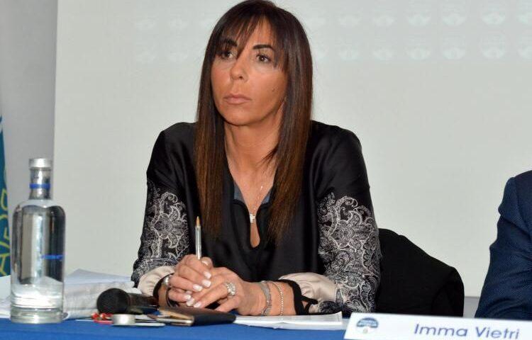 Fratelli d'Italia, la salernitana Imma Vietri eletta nell'ufficio di presidenza nazionale