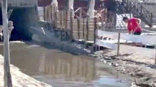 Salerno, situazione drammatica della rete fognaria