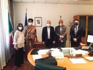Conducenti turistici, delegazione campana al Ministero con la deputata Anna Bilotti
