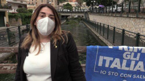 """Frane a Sarno e nell'Agro Nocerino, l'europarlamentare Lucia Vuolo: """"Vicina a chi deve lasciare la sua casa. Regione assente sul rischio idrogeologico"""""""