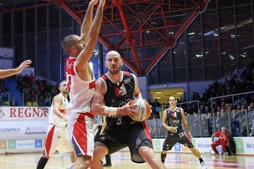 Virtus Arechi scatenata, ingaggiato l'ex MVP di B Massimo Rezzano