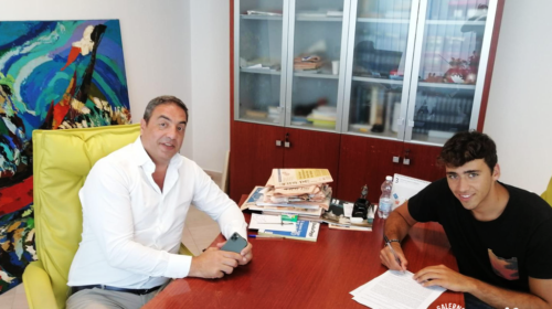 Nuovo colpo di mercato: arriva il promettente under Marco Mennella