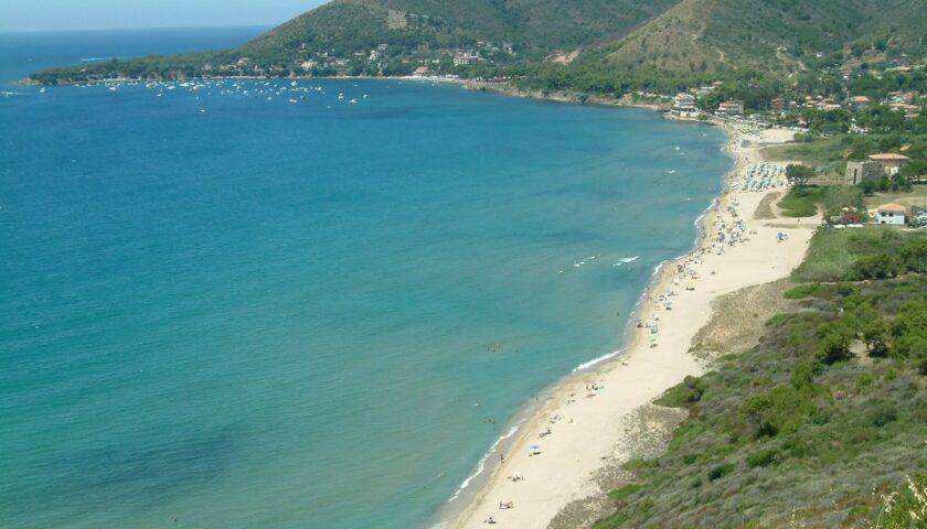Montecorice, divieto di fumare e portare cani sulle spiagge libere