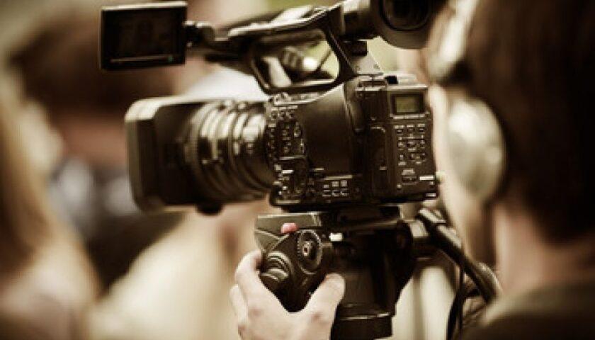 PELLEZZANO AL CENTRO DELLE RIPRESE DI UN PROGRAMMA TELEVISIVO