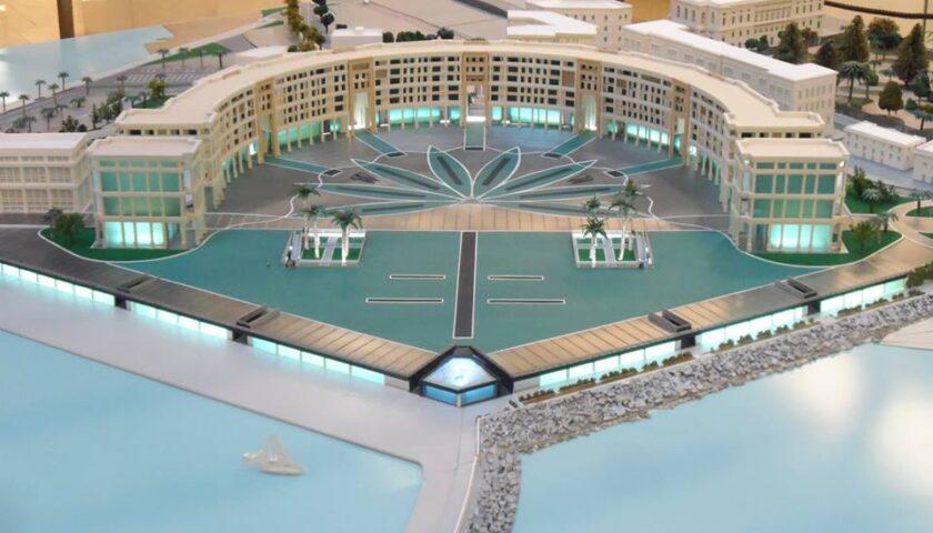 Piazza Libertà, la consegna lavori slitta al 2021