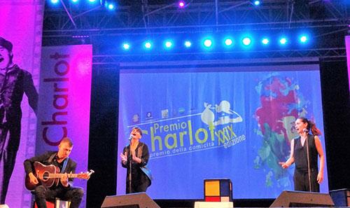 Riparte anche il premio Charlot: la XXII edizione all'Arena del Mare e al Delle Arti