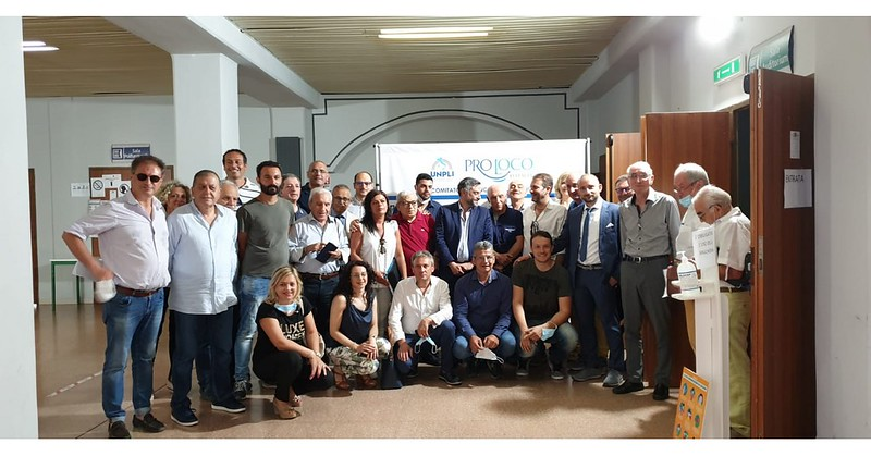 Pro Loco salernitane, Marcello Nardiello di Buccino nuovo presidente Unpli provinciale