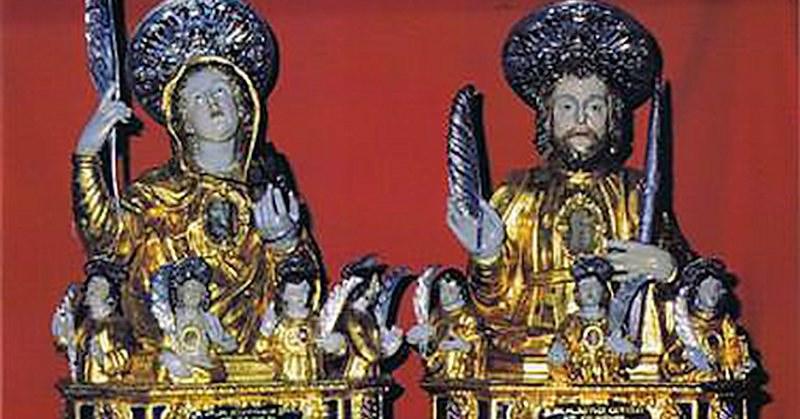 Sfila anello da Santa Sinforosa a Roccadaspide e lo vende per mille euro a un Compro Oro: ladra e commerciante nei guai