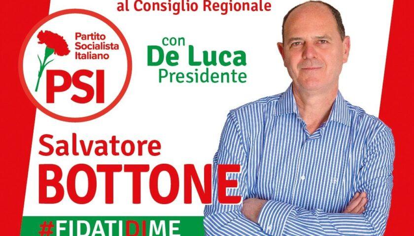 Pagani, domani sera sarà inaugurato il comitato elettorale di Salvatore Bottone (Psi)