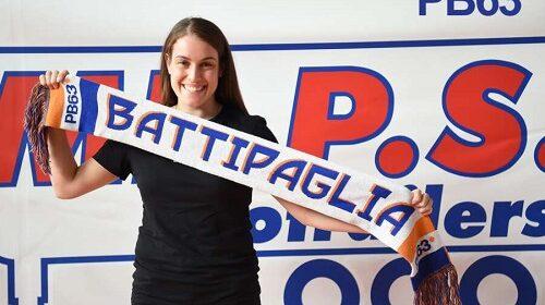 O.ME.P.S. Givova Battipaglia, arriva Sara Bocchetti