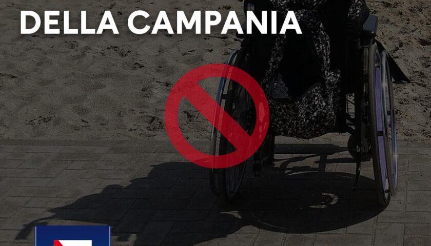 """Spiagge, De Luca: """"Mai più barriere sugli arenili della Campania"""""""