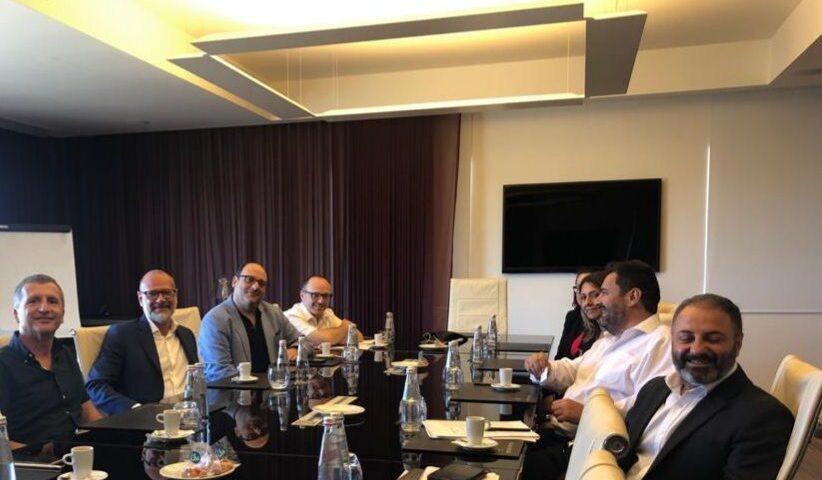 Programma internazionale dell'Ateneo, delegazione Unisa a Malta