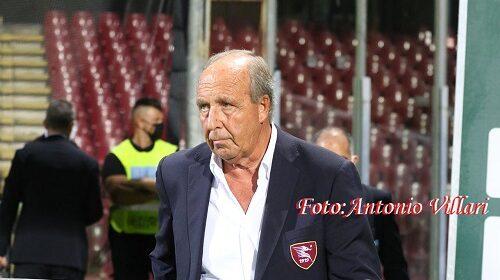 """Ventura lascia la Salernitana: """"Rammarico per i play off ma ho valorizzato molti giocatori"""""""