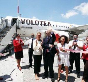 La low cost Volotea apre a Napoli la sesta base italiana