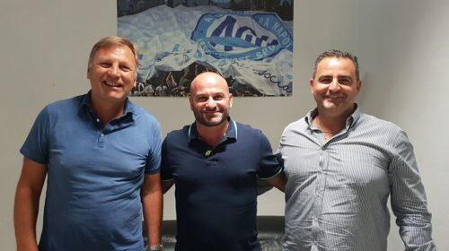 Il salernitano Walter Fasano sarà il nuovo tecnico del settore giovanile dell'Acquachiara