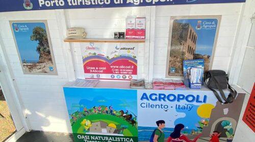 Agropoli – da oggi partirà l'operatività giornaliera degli infopoint turistici