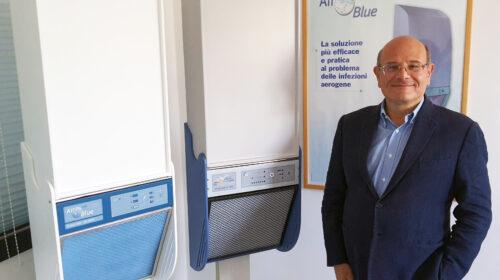 Covid-19: come migliorare la qualità dell'aria con Air Blue 330