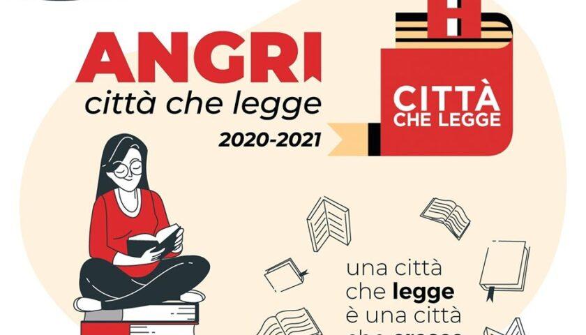 """Anche Angri è tra i comuni insigniti del riconoscimento di """"Città che legge"""""""