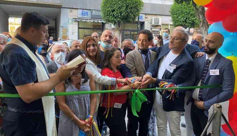 """Inaugurata a Nocera Inferiore la sede dell'Associazione """"Un Arco per la vita"""""""