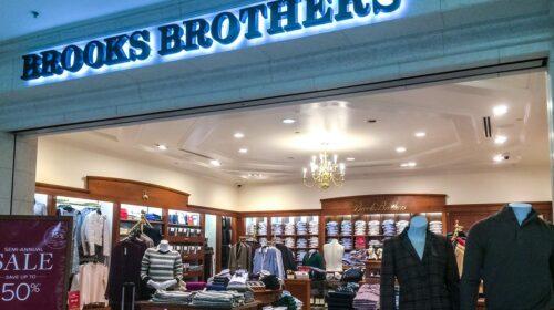 Brooks Brothers verso la bancarotta, addio allo storico brand guidato da Del Vecchio