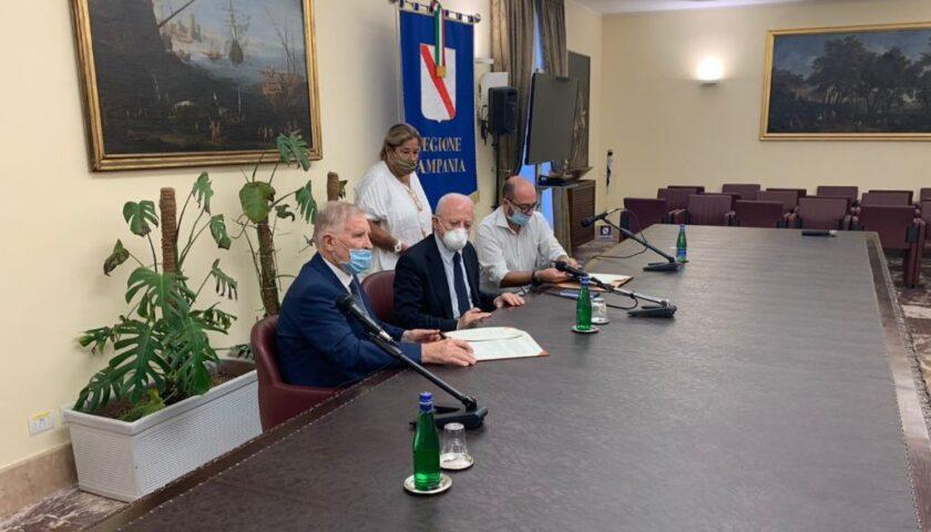 PROTOCOLLO TRA REGIONE E CONI PER L'UTILIZZO DELLE ATTREZZATURE UNIVERSIADE