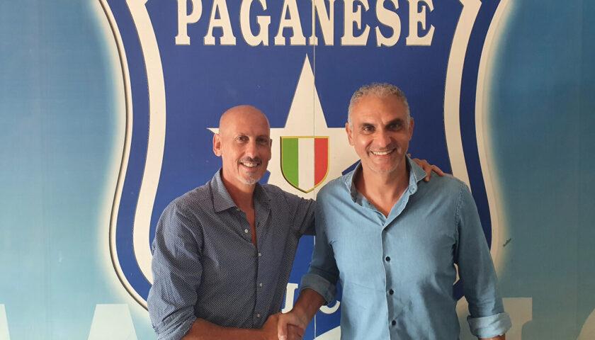 Paganese, confermato il tecnico Alessandro Erra