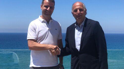 Polisportiva Santa Maria, il nuovo allenatore è Gianluca Esposito