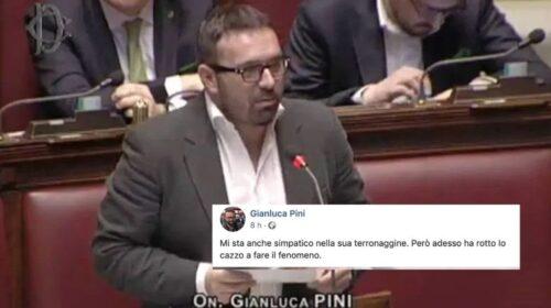 """Ex deputato leghista insulta De Luca: """"Simpatico nella sua terronaggine ma ora ha rotto"""""""