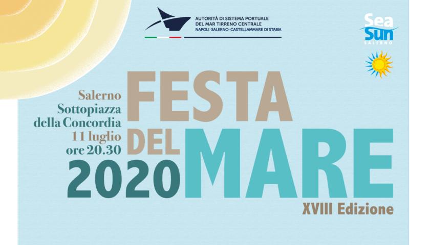 L'edizione 2020 della Festa del Mare si terrà presso il Sottopiazza della Concordia
