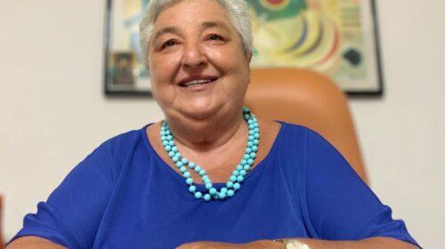 La storica pasionaria del sindacato Lucia Pagano candidata con il Governatore De Luca
