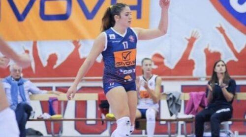 Volley: La salernitana Martina Ferrara approda al Cutrofiano