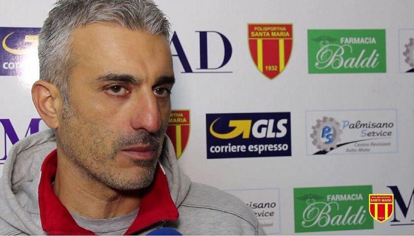 Polisportiva Santa Maria, Angelo Nicoletti è il nuovo allenatore della Juniores