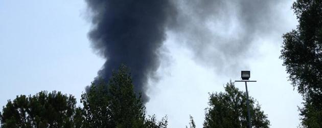 Incendia rifiuti a Pellezzano, multa salata per un contadino