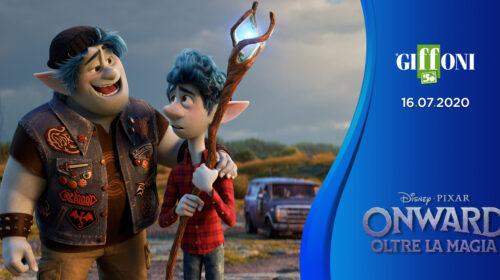 Riparte anche il Giffoni: il 16 luglio si inizia con Pixar Animation Studios