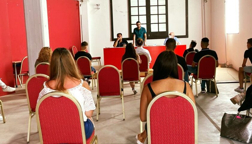 Pontecagnano Faiano – partito il servizio civile per 20 giovani al Comune