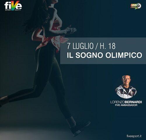 """""""Il sogno olimpico"""" quinto appuntamento con """"FIVE LAB"""""""